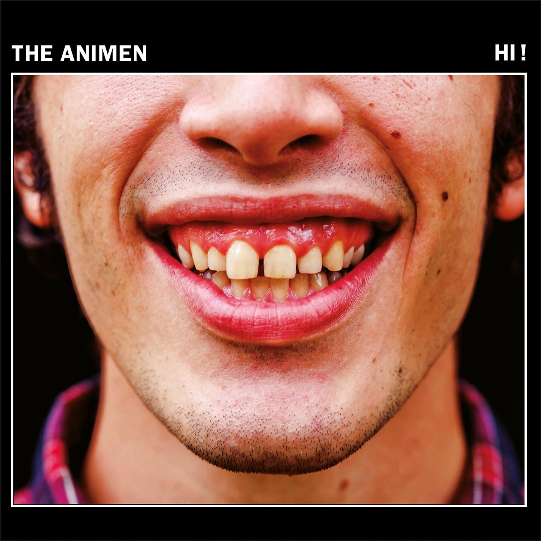 THE ANIMEN – Hi!