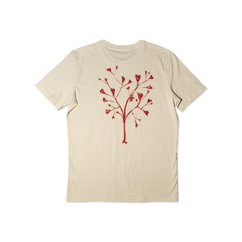 BRANDÃO FABER HUNGER – T-Shirt Hearts Tree