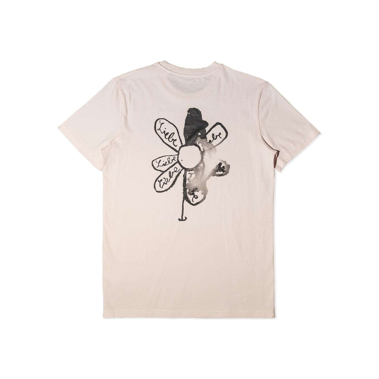 BRANDÃO FABER HUNGER – T-Shirt Pink Flower