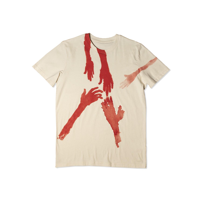 BRANDÃO FABER HUNGER – T-Shirt Red Arms