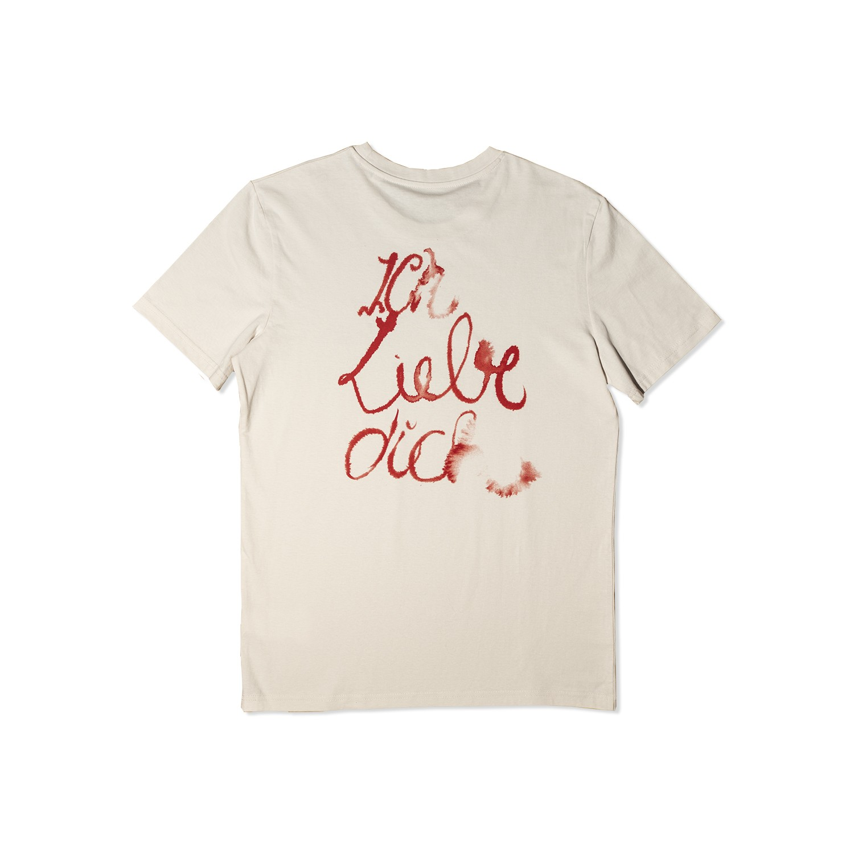 BRANDÃO FABER HUNGER – T-Shirt Ich liebe Dich
