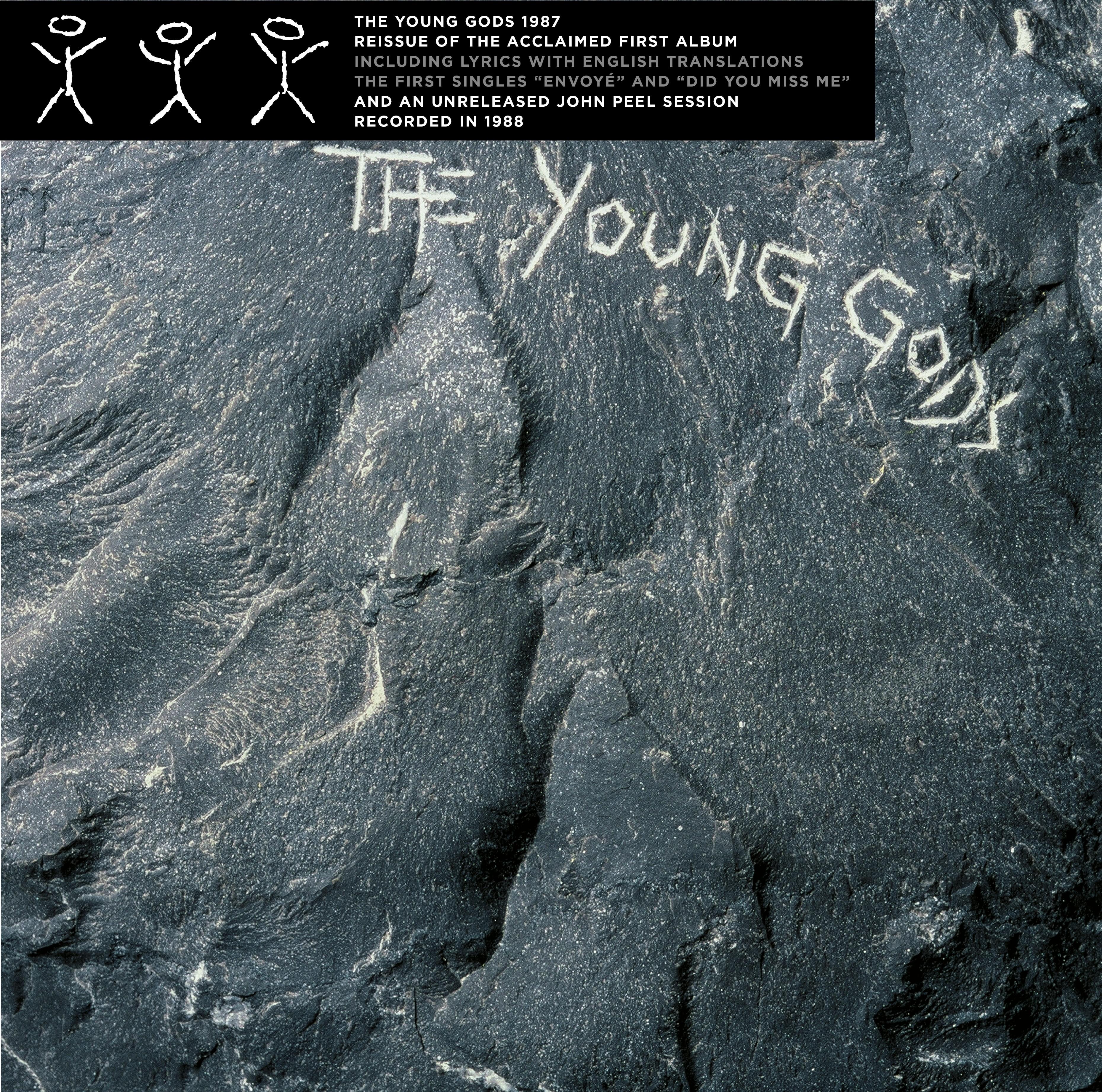THE YOUNG GODS – Vinyl Reissue