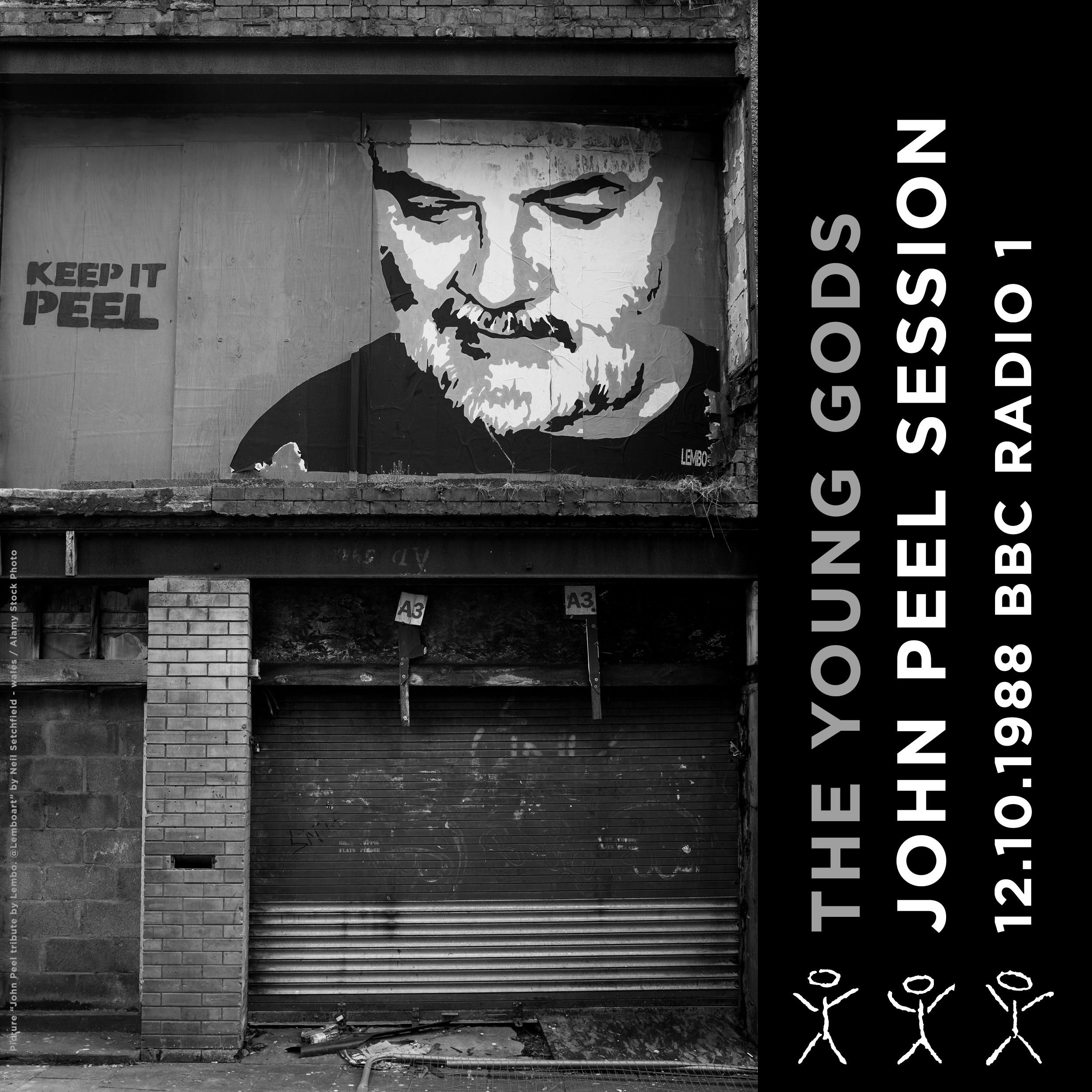 The Young Gods – John Peel Session 1988