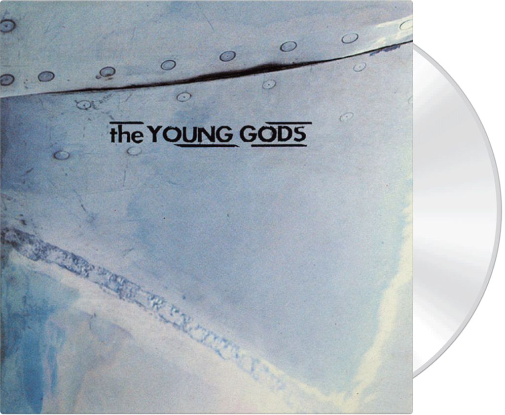 THE YOUNG GODS - T.V. Sky - CD