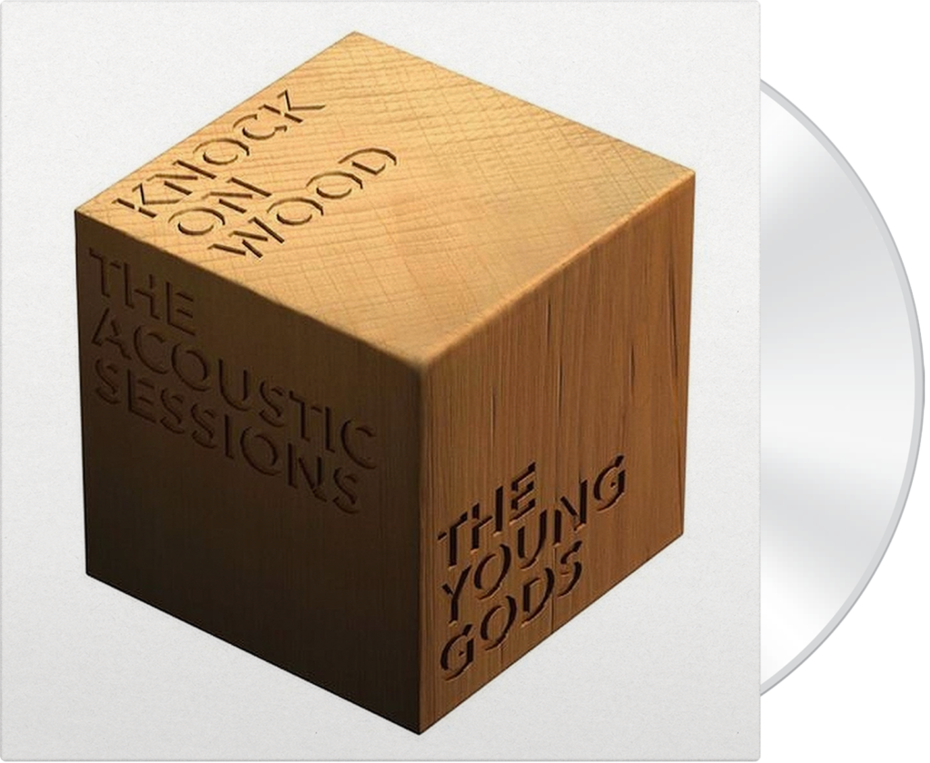 THE YOUNG GODS - Knock on Wood - CD & DVD
